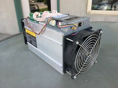 Bitmain Antminer S7 ASIC Bitcoin Miner 4730 GH/s 4.73 TH/s Bit Main Ant Qty 1