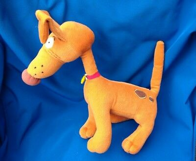 Spike The Dog Soft Toy Plush From The Rugrats