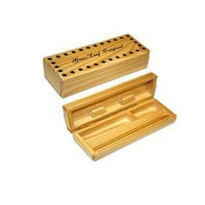 GRASSLEAF Grassleaf Cigarette Wooden Rolling Box Roll Box Smoking Small