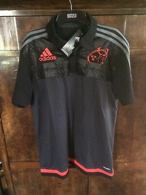 Munster Rugby Polo Shirt