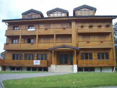 Spacious 3 bed apartment in the French Alps