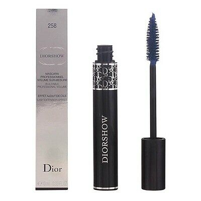 Dior - DIORSHOW mascara 258-blue 10 ml