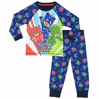 Boys Pj Masks Pyjamas | PJ Masks PJs | Kids PJ Masks Pyjama set | NEW