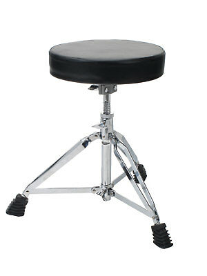 Tabouret Batterie Percussion Drum Set Siege Chaise Hauteur Ajustable 47-60cm