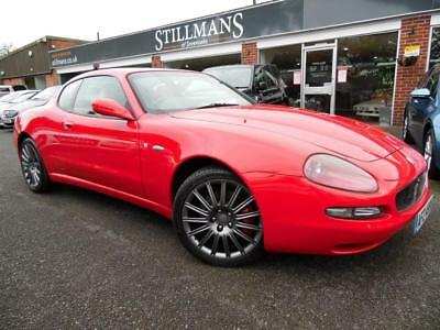 2004 Maserati Coupe 4.2 GT 2dr