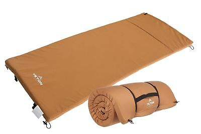 TETON Sports Outfitter XXL Camp Pad; Extra Large Sleeping Pad or Mat Perfect