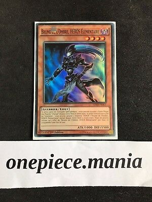 Yu-gi-oh! Brume De L'ombre, HEROS Elementaire SDHS-FR001 1st