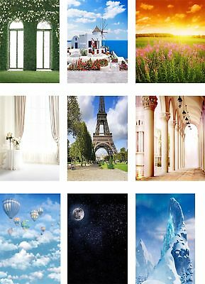 Photo Backdrops 5x7/6x6ft Vinyl Personal Photo Photography Background Props
