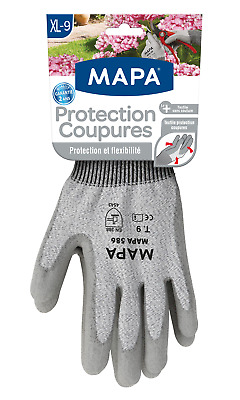 Gants Protection Coupûres Taille 9