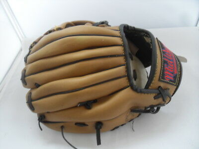 Mid West Baseball Glove / Catchers Mitt - Small Junior size 8 / 9 LH Glove RHT