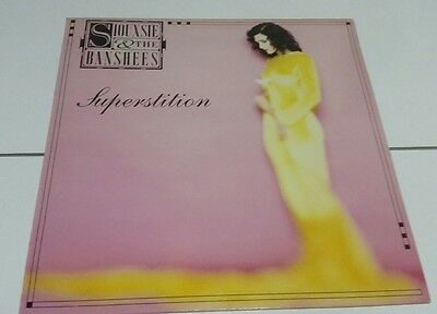 SIOUXSIE & THE BANHSEES-Superstition(LP)1991 SPANISH+INSERT EX/NM
