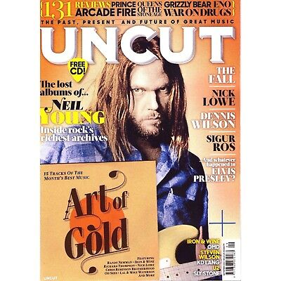 Uncut Magazine & CD Septmber issue 2017 (new)
