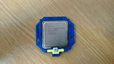 Intel Xeon E5-2407V2 Quad Core Cpu - 2.40Ghz Sr1Ak
