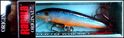 color Aussie SPECIAL! RARE RAPALA ORIGINAL FLOATER F 11 cm SPD Spotted Dog