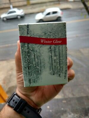Montblanc 2012 Limited Edition Season's Greetings Winter Glow ink bottle SEALED