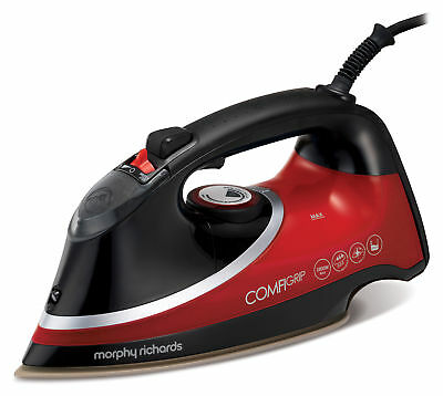 Morphy Richards 303118 Comfigrip Steam Iron with Self Cleaning Function