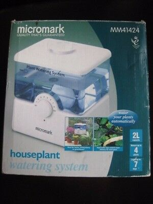 MICROMARK MM41424 HOUSE PLANT WATERING SYSTEM. NEW and BOXED