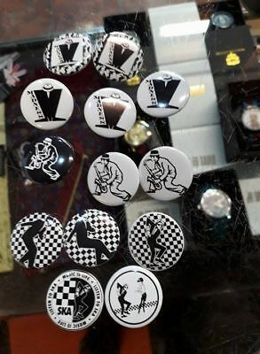 Back To The Future Button Badges x 360. Pins. Wholesale. Collector. (Custom)