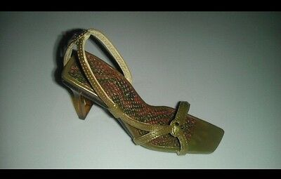"Just the Right Shoe ""Snakes Alive"" 25168 2002"