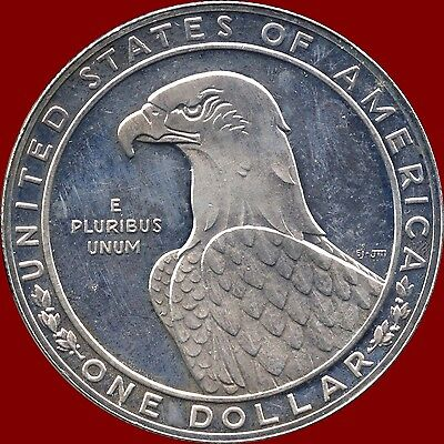 "1983'S' United States ""Los Angeles Olympiad"" Silver Dollar Coin"