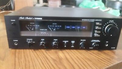 Fisher CA-880 Stereo Amplifier, Japanese , PARTS OR REPAIR