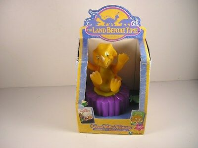 The Land Before Time Great Valley Vehicles Bobbin' Fun CERA NIB 1996