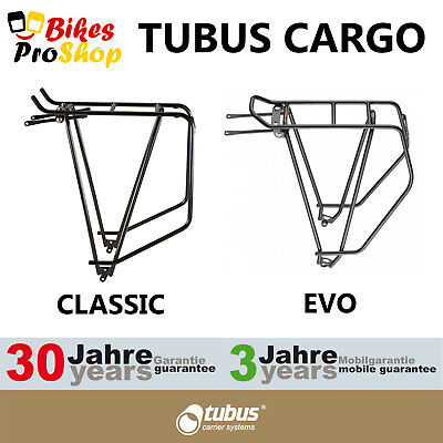 NEW 2017 TUBUS Cargo Bicycle Rear Rack
