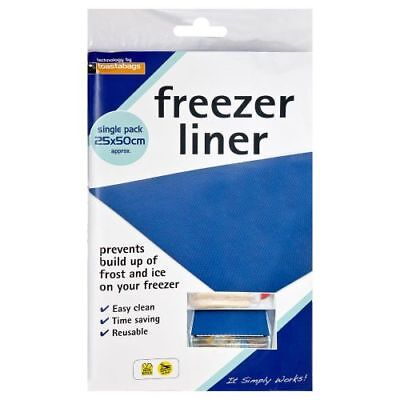 Freezer Liner - Prevent Ice Forming on Shelves and Drawers of Freezer 3400-1