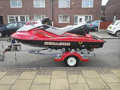 Seadoo Gtx 4Tec With Upgrades Fast