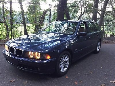 2003 BMW 5-Series Station Wagon 2003 BMW 525iT Excellent condition