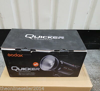 Godox Quicker 600 Studio flash light