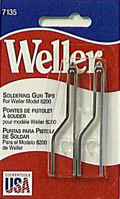 WELLER 7135W Solder Tips ***SPECIAL PRICE !!!!    MINIMUM PURCHASE IS 2 PACKS