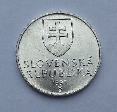 Slovak Republic 10 HALIER (1993)
