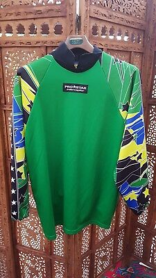 Vintage & Retro - Prostar Goalkeeper Football Top