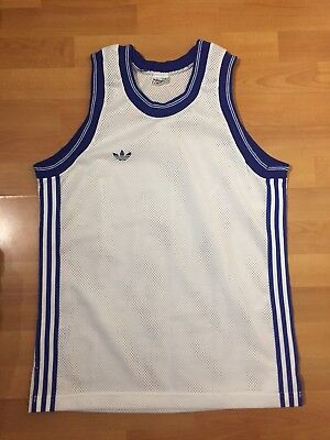 Rare 80s Adidas Ventex Vest made in France - Large