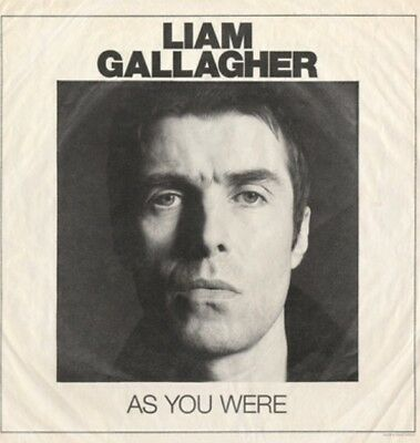 Liam Gallagher As You Were Limited Edition White Vinyl LP Oasis HMV Sold Out