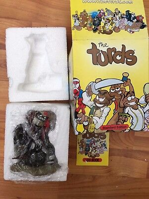 Boxed The Turds Decorative Oranaments - Special Detailed Figurine - Weird Sh*t