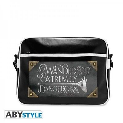 FANTASTIC BEASTS - Messenger Bag Wanded & Dangerous - Vinyl