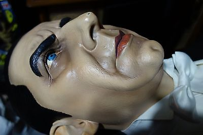 Dracula Bela Lugosi Sideshow Lifesize 1:1 Scale BUST Universal Monsters SOLD OUT