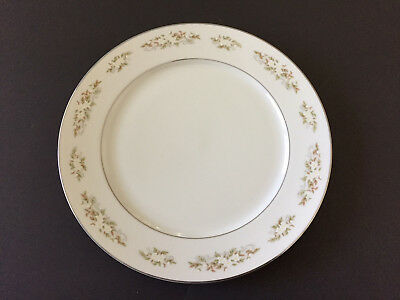 "International Silver Co. SPRINGTIME 326 - 12"" ROUND CHOP / SERVING PLATE"