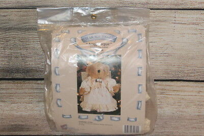 "Angelique Angel Costume Treasured Toggery For 12"" Bears & Plush Dolls NEW"
