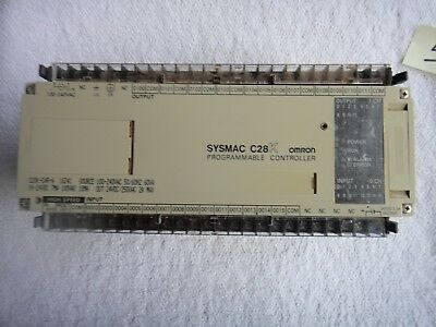 Omron SYSMAC C28K Programmable Controller  C28K-CAR-A