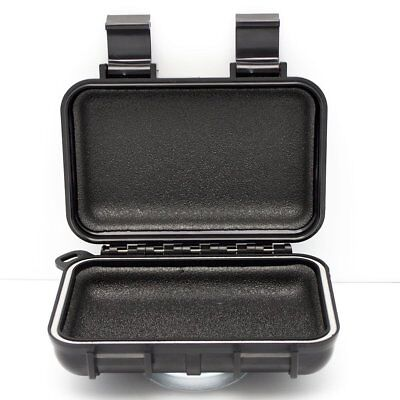 Magnetic Stash Box Under Car Safe Stash Secret Diversion Hide Case Waterproof