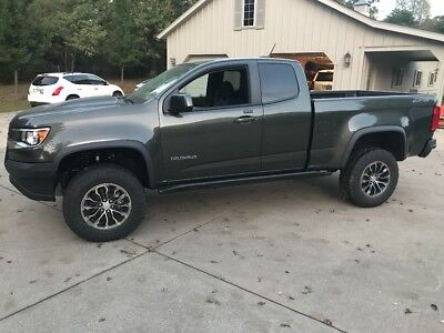 2017 Chevrolet Colorado ZR2 Like new 2017 Chevrolet Colorado 4wd ZR2 Extended Cab