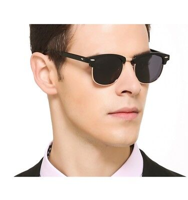 Discount Ray-Ban Clubmaster Classic Sunglasses Men s Fashion Women s  Sunnies Hot 90bbe4165