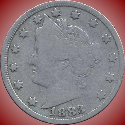 1883 United States Nickel Coin