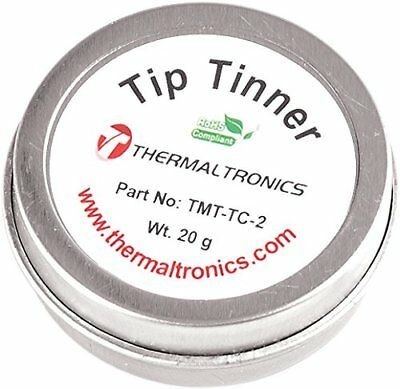 Thermaltronics TMT-TC-2 Lead Free Tip Tinner  20g  in 0.8oz Container by Thermal