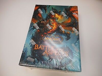 World of Warcraft Battle of the Aspects Raid Deck TCG Card Game WOW