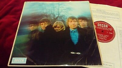 The Rolling Stones - Between The Buttons - Original Uk Mono Lp - Unboxed Decca