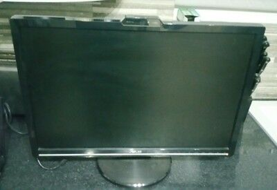 ASUS VK222s 22'' MONITOR LCD TFT Widescreen with build in Web Cam and speakers